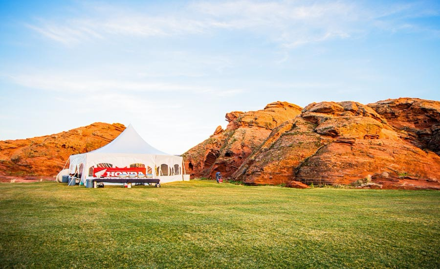 The Rock Bowl - Sand Hollow