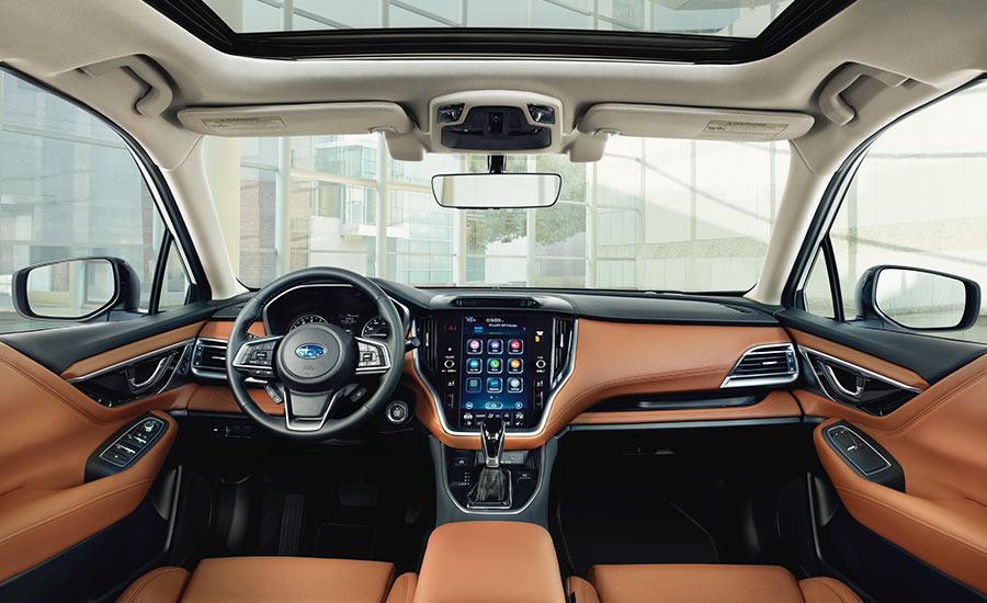 Subaru Legacy Interior 2