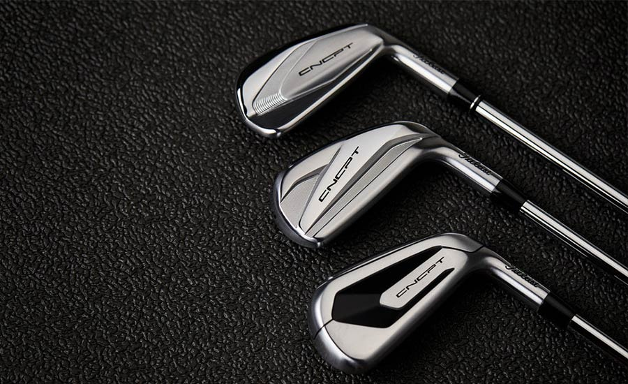 CNCPT irons (Cp-03/CP-04