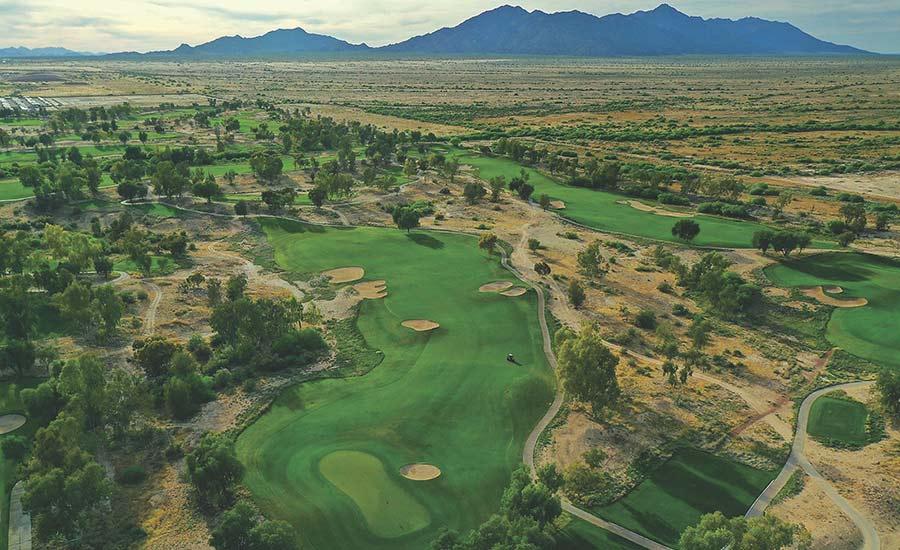 Getaways - AK-CHIN Golf Course