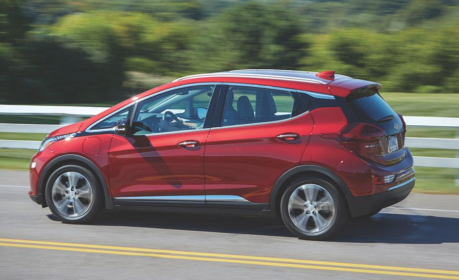 Chevrolet Bolt vs. Sonata
