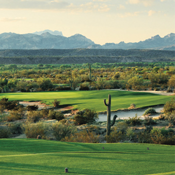 We-Ko-Pa Golf Course in Arizona