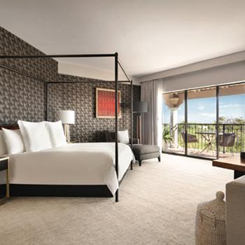 Hotel Room in Arizona