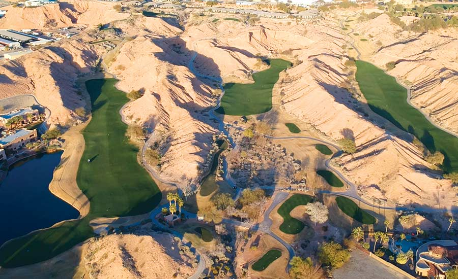 Golf Mesquite Vacation