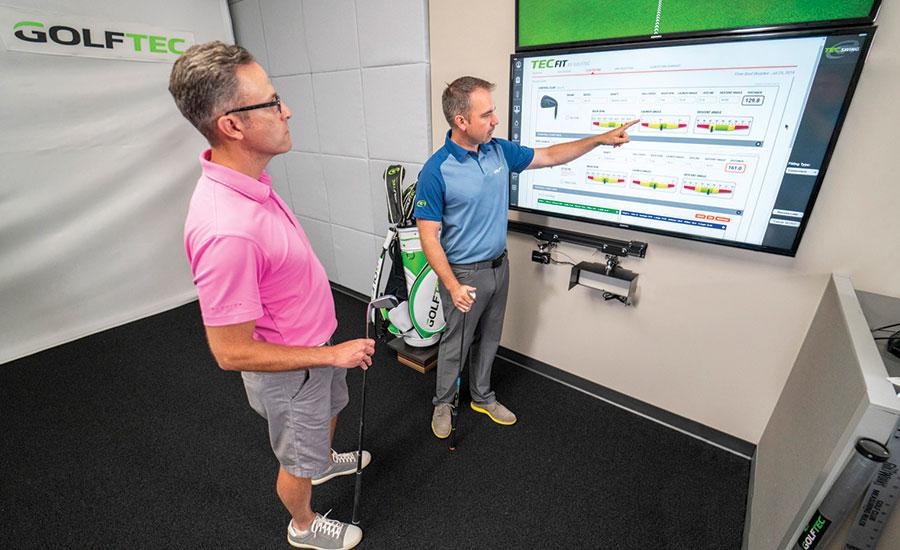 Golftec Joe Assell 2