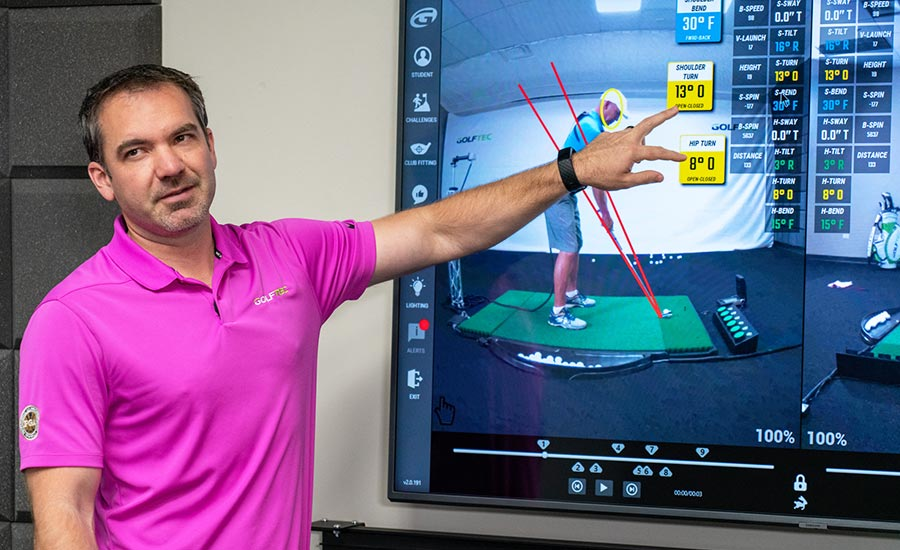 GOLFTEC Technology