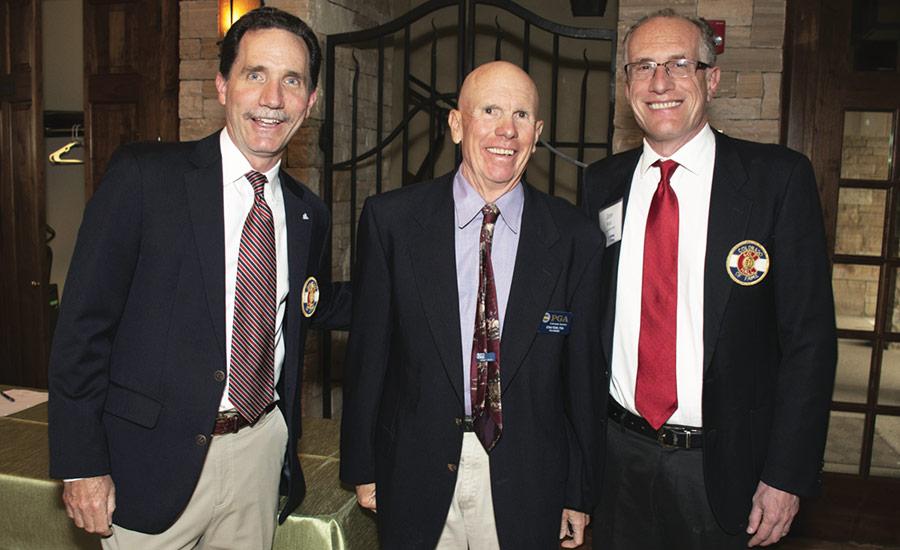 Jon Rizzi - Colorado Golf Hall of Fame