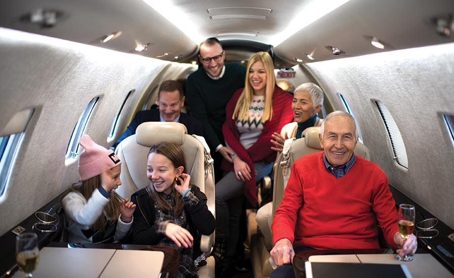 Private Jet Consulting - Family