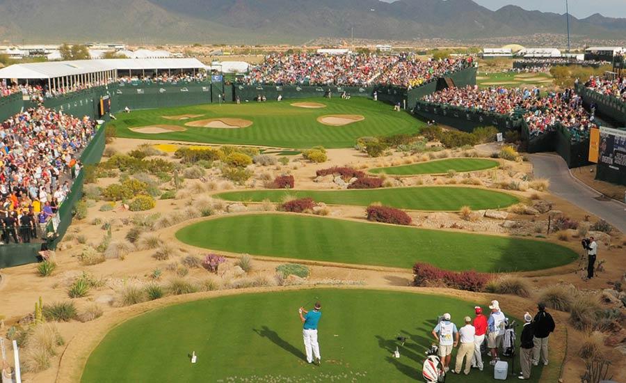 Getaways - PGA TOUR's Waste Management Phoenix Open in Arizona