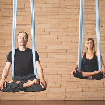 Getaways - Hanging Yoga