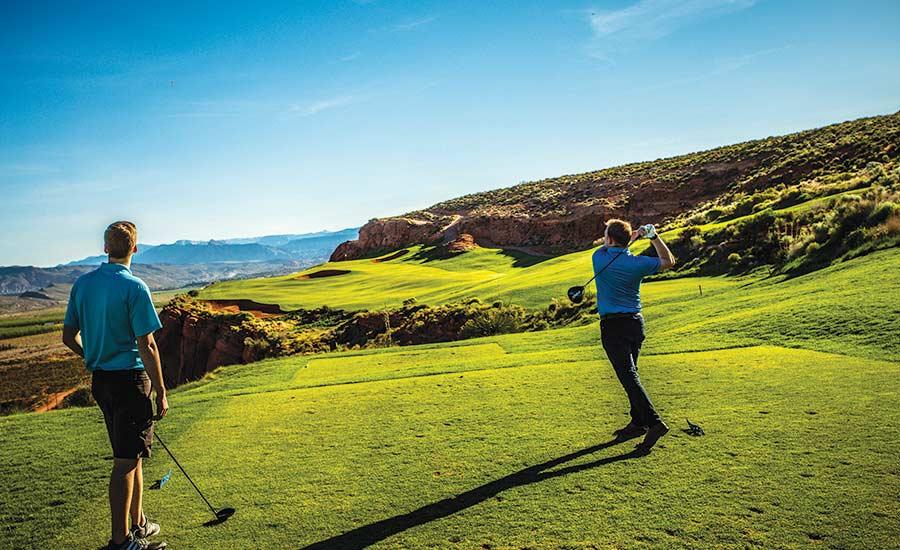 Weekend Warrior - Golfers