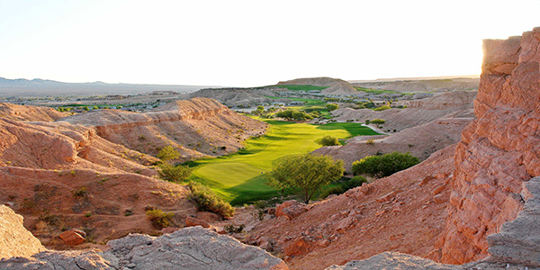 Golf Mesquite, NV - Palmer Course at Oasis