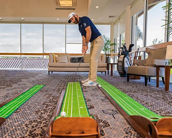perfect practice putting mat