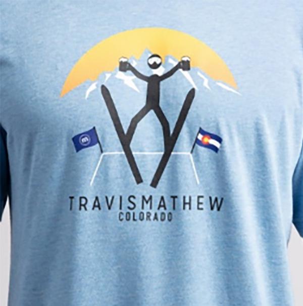 Travis Matthew Tee
