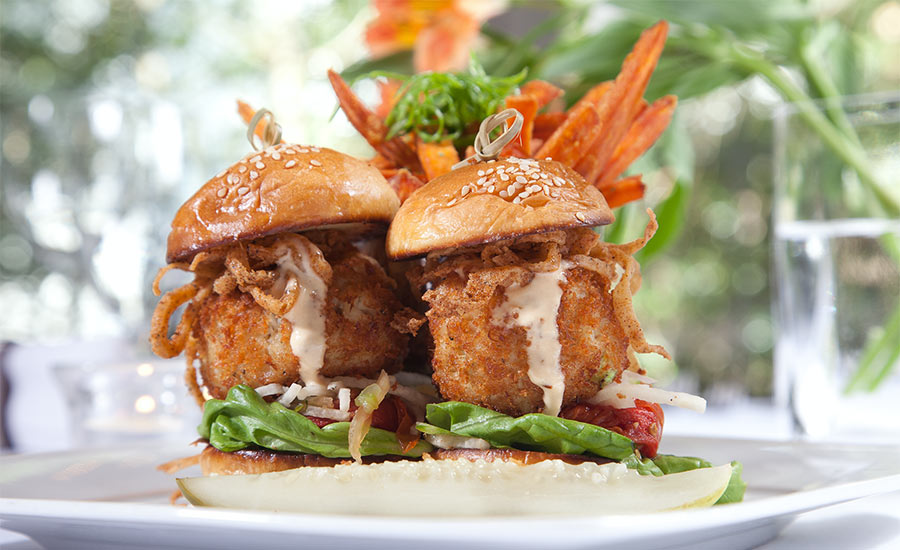 Side Bets Crab Cake Pinehurst NC