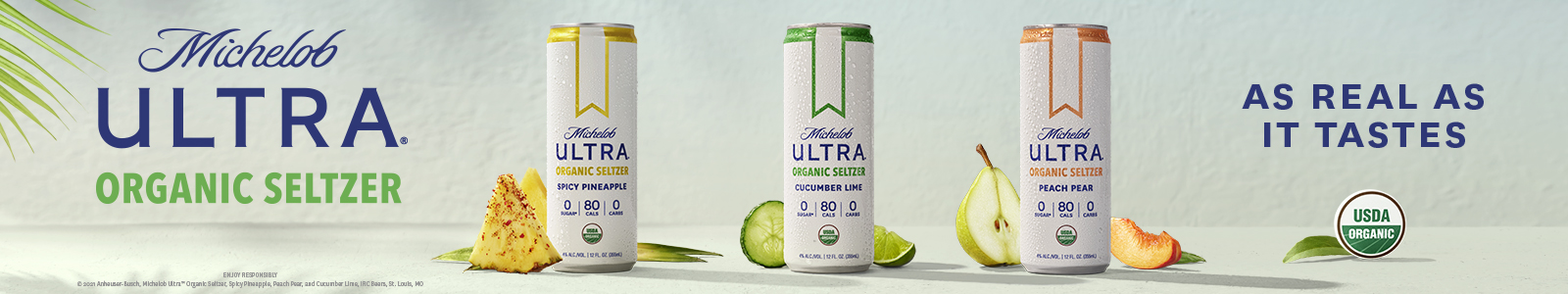 Ultra Selzer - Mich Ultra