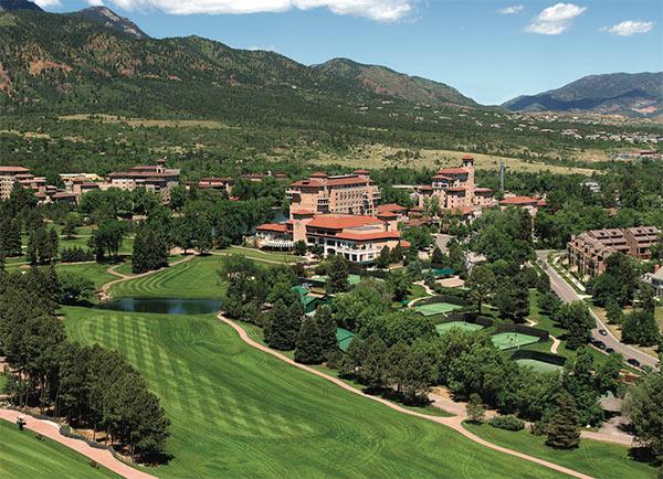 The Broadmoor Club
