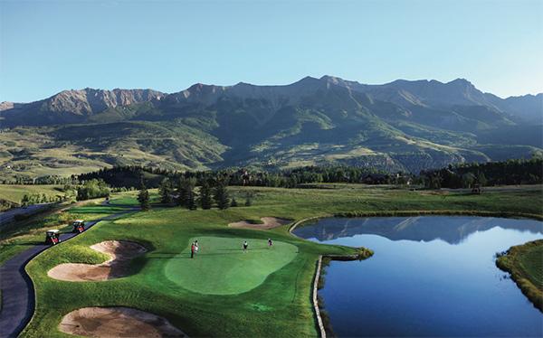 Telluride Ski and Golf Club