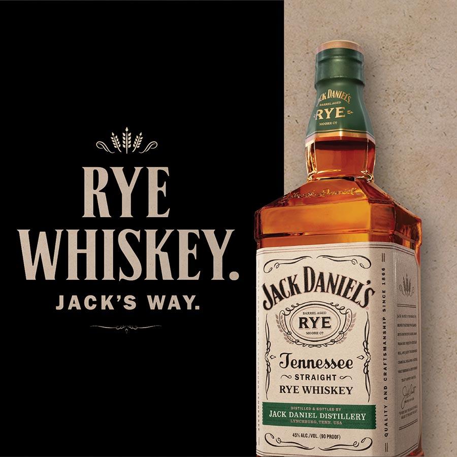 Jack Rye Whiskey