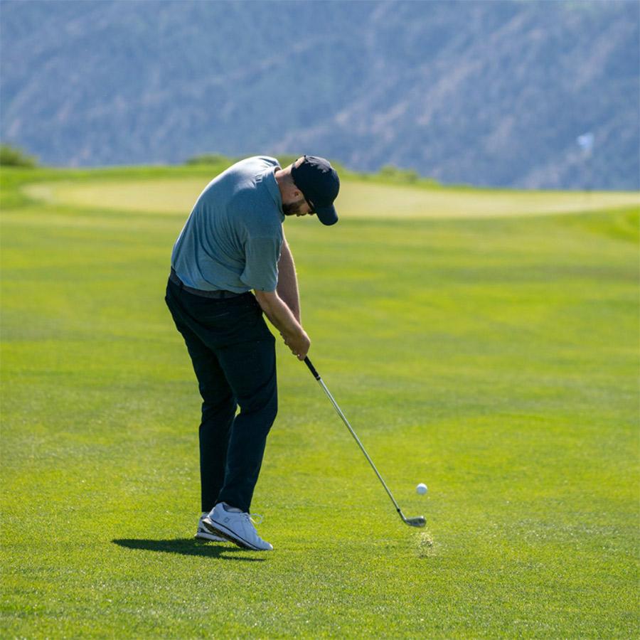 Golftec Hip Turn