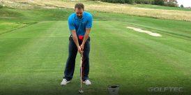 Better iron contact equals a better golf game