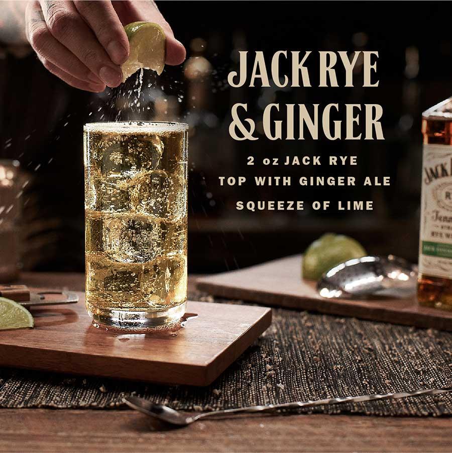 Jack Rye & Ginger