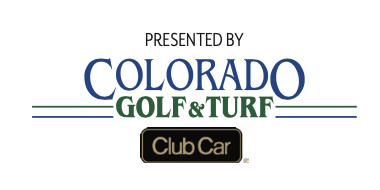 Colorado Golf & Turf Logo