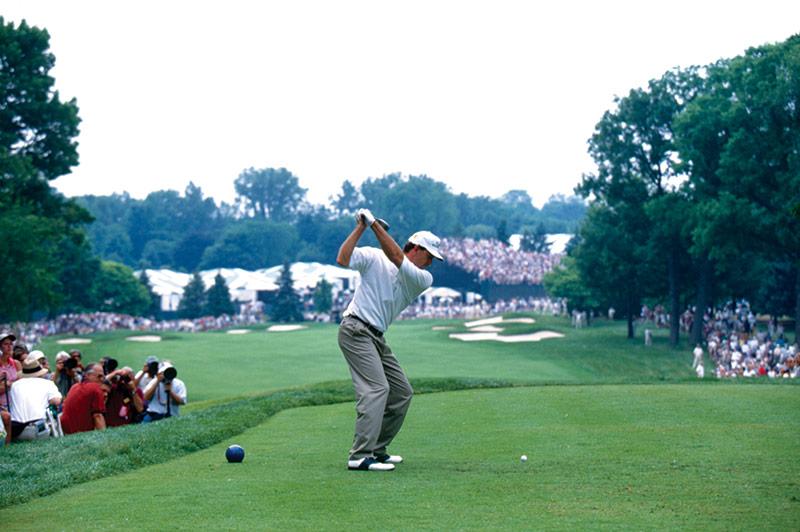 Steve Jones 1996 Open