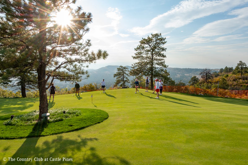 Country Club Castle Pines - The Crags