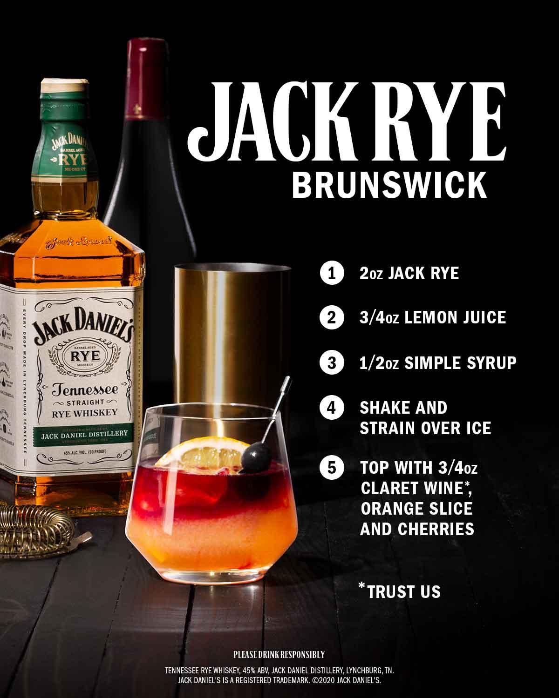Jack Rye Brunswick